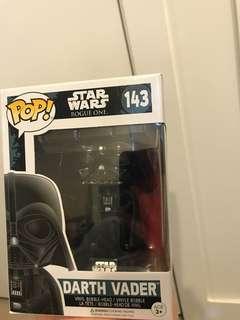 Pop vinyl Darth Vader