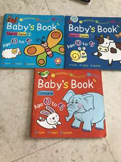 Baby's book- preschool Education Series