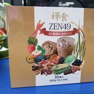 健康代餐 : 禪食 ZEN 49 (餘23包)