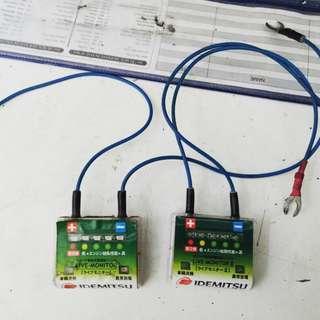 Japan idemitsu battery checker