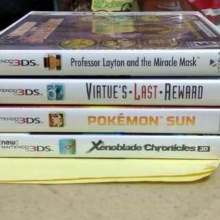 Virtue's Last Reward 3DS
