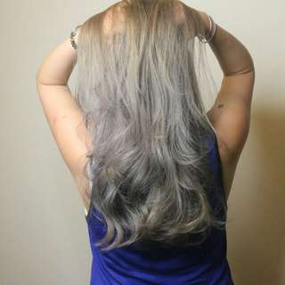 Hair color,japanese product and us product