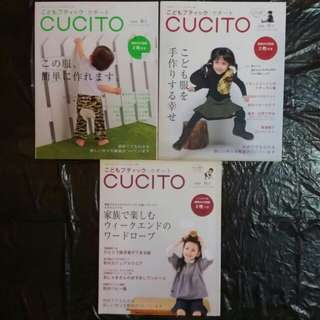 Cuito Japanese Sewing Magazine
