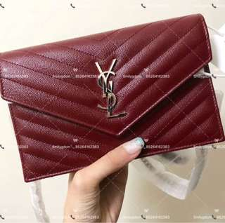 YSL Wallet On Chain 19cm