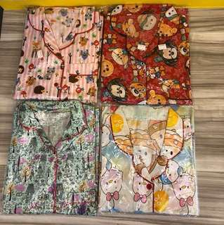 Short pants Ladies Pyjamas set