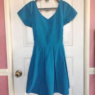 REPRICED Blue dress ✨