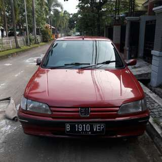 Peugeot 306 st th 98/99 manual