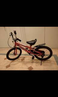 Kids bicycle 18 inch