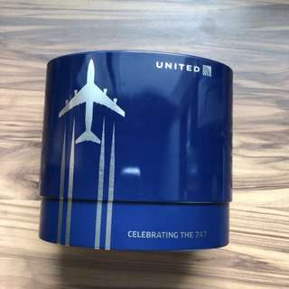 United Airlines Polaris 747 Business Class Amenity Kit