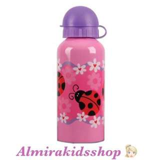 Stephen Joseph Stainless Steel Bottle Ladybug