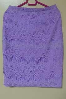 Kamiseta Lace Pencil Skirt