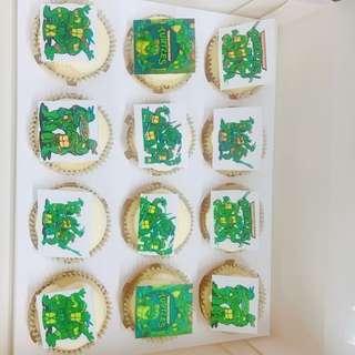 糖皮cupcake 印相都得 自行提供圖片 相片蛋糕