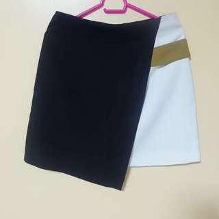 Forever21 Asymmetrical Skirt