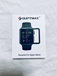 💯Authentic Suptmax Apple watch(38mm) screen protector