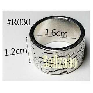 #K30 Rings For Girls Women Woman Female Ladies Girlfriends Accessories Silver Vintage