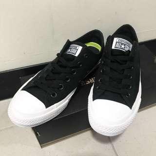Converse 二代低筒帆布鞋