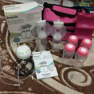 Treenie Electric Double Breastpump