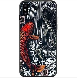 鋰魚手機殻,iphone 電話套