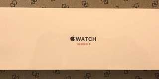 Apple Watch series 3 42mm 太空灰 (GPS + Cellular)