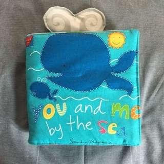 Cloth Book Fabric Quiet Book
