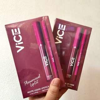 Vice Phenomenal kit Lipstick Sale