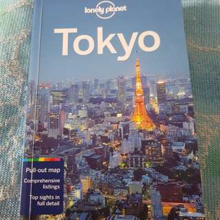 Tokyo by lonely planet