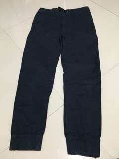 Blue H&M Jogger Pants