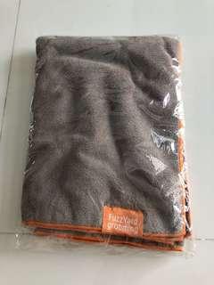 BN FuzzYard bath towel