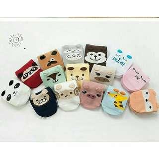 Kaos kaki korea bayi