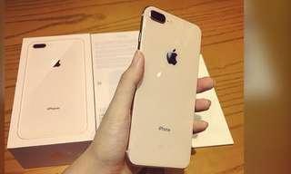 Iphone 8 plus 64 gb kredit AEON / kredit plus