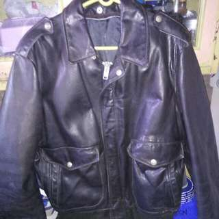 Leather jacket repriced rush! rush!
