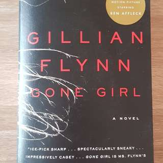 Popular story book - Gone Girl