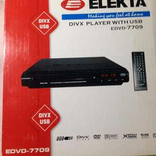 Elekta DIVX Player w/ USB