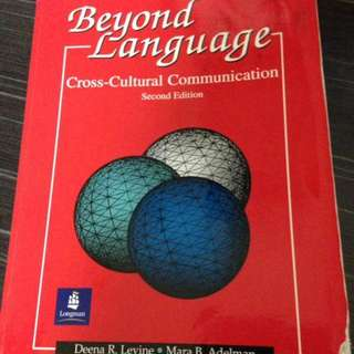Beyond Language