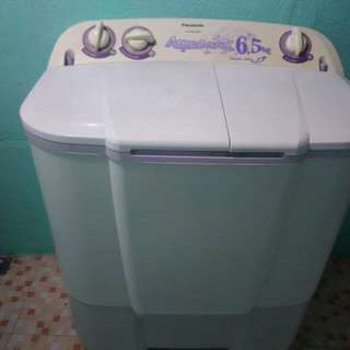 PANASONIC WASHING Machine WT dryer
