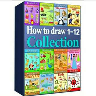 eBook How to Draw 1 - 12