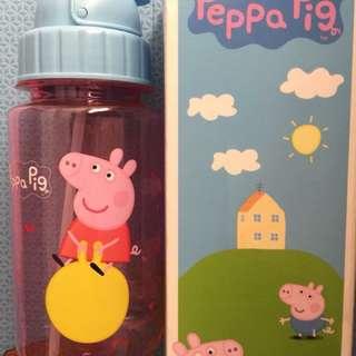 佩佩豬水壺