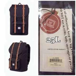 Hershel backpack 25L