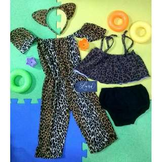 Tiger set OOTD outfit