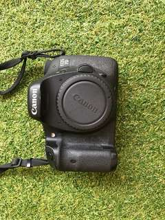 Canon EOS 7D with Ef18-135 kit