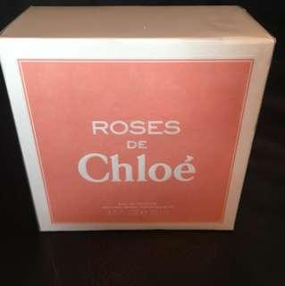 Chloe 淡玫瑰噴霧香水