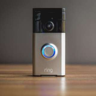 [Authorised Seller] RING Video Doorbell - Offering the full suite of RING products