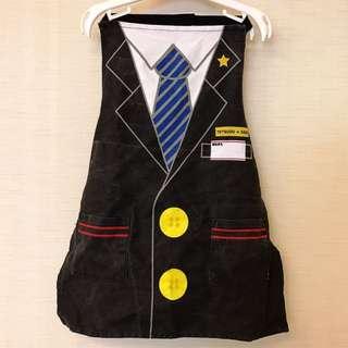 兒童可愛廚房圍裙 Size 90-95 cm.