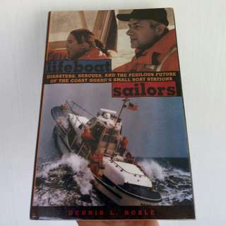 Lifeboat Sailor
