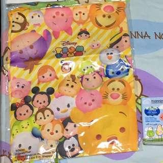 迪士尼@ Tsum Tsum 大碼束口袋