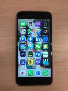 IPhone 6s Plus 灰色 64gb