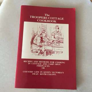 The Troopers Cottage Cookbook