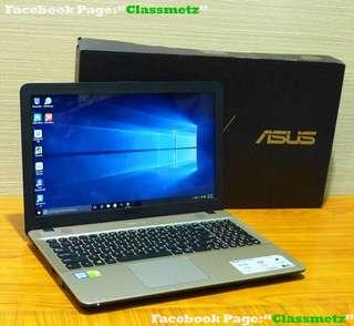 Unused/ BrandNew Asus X541UV Series 15.6inch Windows10 Laptop
