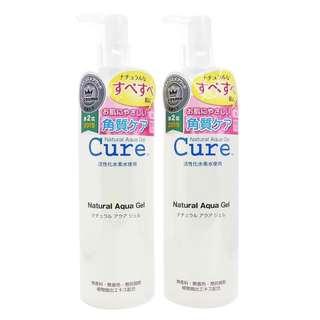 The Cure Natural Aqua Gel (Exfoliatior)