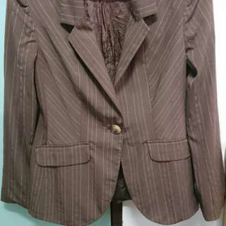 ANNE KLEIN coat (from P2599 to P200 only!)